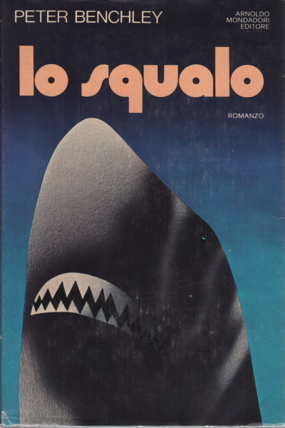 Lo squalo - Peter Benchley