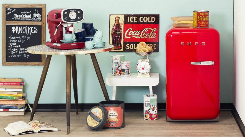 I 5 frigoriferi vintage per eccellenza: tra stile e hi-tech
